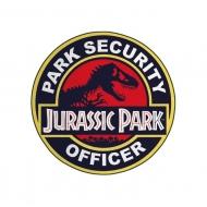 Jurassic Park - Tapis Park Security Officer 80 cm