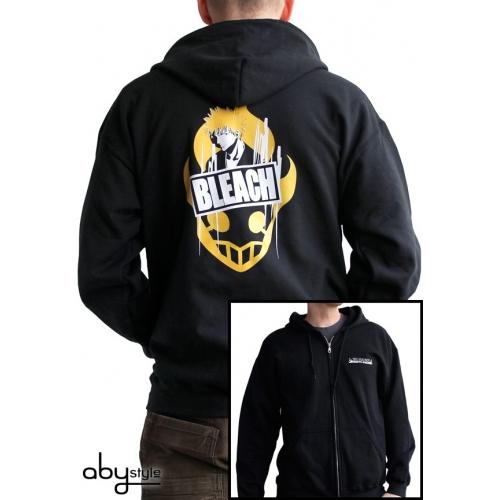 BLEACH - Sweat Ichigo homme black