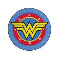 DC Comics - Tapis Wonder Logo Woman 80 cm