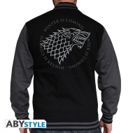 GAME OF THRONES - Sweat Stark homme black/dark grey