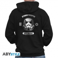 STAR WARS - Sweat - Trooper homme black