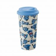 Aladdin - Mug de voyage Pattern