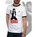 STAR WARS - Tshirt Han Solo Rebel homme MC white - fashion