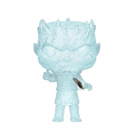 Game of Thrones - Figurine POP! Crystal Night King w/Dagger in Chest 9 cm