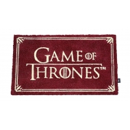 Game of Thrones - Paillasson Logo Game of Thrones 43 x 72 cm