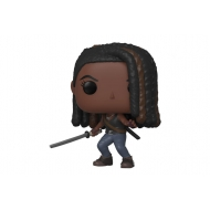 The Walking Dead - Figurine POP! Michonne 9 cm