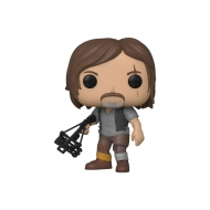 The Walking Dead - Figurine POP! Daryl 9 cm