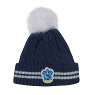 Harry Potter - Bonnet à Pom-Pom Ravenclaw