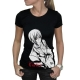 BLACK BUTLER - Tshirt Simple Butler femme MC black - basic