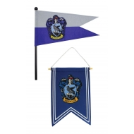 Harry Potter - Set bannière & drapeau Ravenclaw