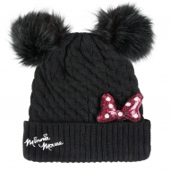 Disney - Bonnet Pompon Minnie Pink Bow