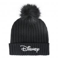 Disney - Bonnet enfant Pompon Logo Disney