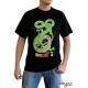 DRAGON BALL - Tshirt DBZ/ Shenron homme MC black - basic