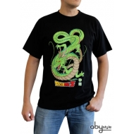 DRAGON BALL - Tshirt DBZ/ Shenron homme MC black - basic