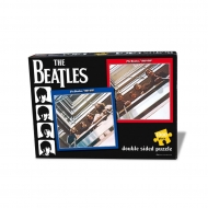 The Beatles - Puzzle Red & Blue Double