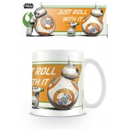 Star Wars Episode IX - Mug Just Roll With It