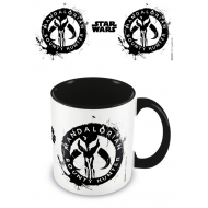 Star Wars - The Mandalorian mug Coloured Inner Sigil