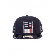 Star Wars - Casquette Snapback Darth Vader Buttons