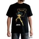 SAINT SEIYA - Tshirt Camus du Verseau homme MC black - basic