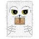 Harry Potter - Carnet de notes A5 Hedwig