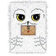 Harry Potter - Carnet de notes A5 Hedwig