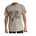 LORD OF THE RING - Tshirt Carte