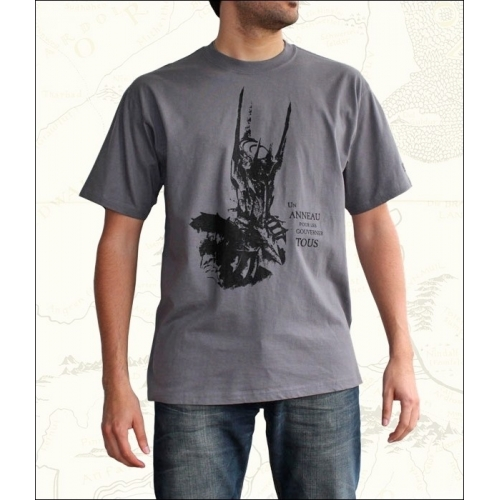 LORD OF THE RING - Tshirt Sauron