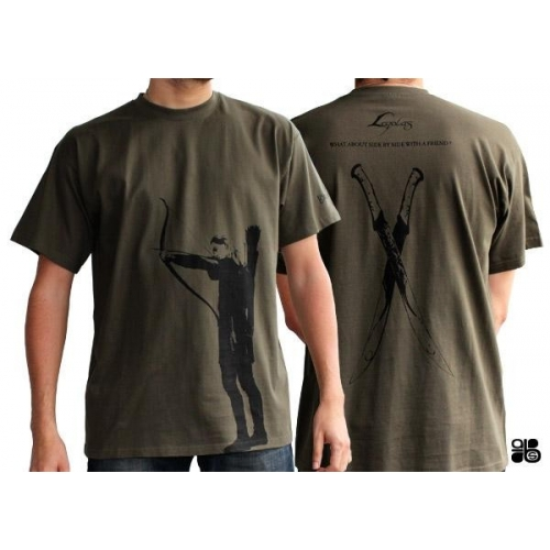 LORD OF THE RING - Tshirt Legolas