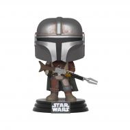 Star Wars The Mandalorian - Figurine POP! The Mandalorian 9 cm