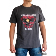 BLEACH - Tshirt Ichigo Bankai homme MC dark grey - basic