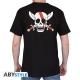 ONE PIECE - T-shirt Shanks Skull homme MC black - basic