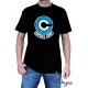 DRAGON BALL - Tshirt DB/ Capsule Corp homme MC black