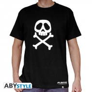 ALBATOR - Tshirt Emblème homme MC black - basic