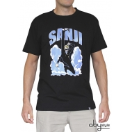 ONE PIECE - Tshirt Sanji homme MC black - basic