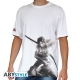 TOMB RAIDER - Tshirt Lara Croft homme MC white - basic