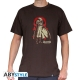 ALBATOR - Tshirt Albator homme MC brown - basic