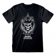 Call of Duty Modern Warfare - T-Shirt Skull Star