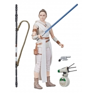 Star Wars Episode IX - Figurine Black Series Black Series 2019 Rey & D-O 15 cm
