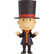 Professor Layton - Figurine Nendoroid Professor Layton Mystery Detective Agency Kat's Mystery Solving Files