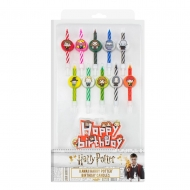 Harry Potter - Pack 11 bougies Kawaii