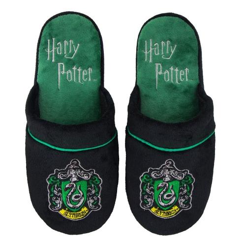 Harry Potter - Chaussons Slytherin  (M/L)