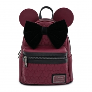 Disney - Sac à dos Dark Red Mickey Mouse By Loungefly