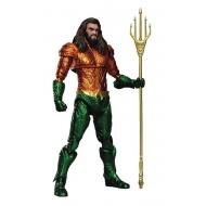 Justice League - Figurine Dynamic Action Heroes 1/9 Aquaman SDCC 2019 Exclusive 20 cm