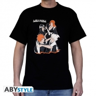 BLEACH - Tshirt Groupe homme MC black - basic