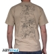 GAME OF THRONES - Tshirt Carte homme MC sand