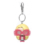 Harry Potter - Mini porte-clés Luna Lovegood Chibi 5 cm