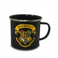 Harry Potter - Mug émail Logo Hogwarts