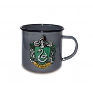 Harry Potter - Mug émail Slytherin Logo Harry Potter