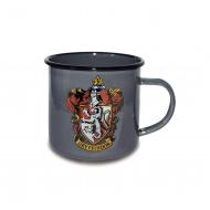 Harry Potter - Mug émail Logo Gryffindor