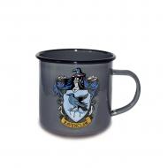 Harry Potter - Mug émail Ravenclaw Logo Ravenclaw
